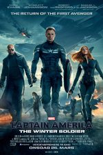 Captain America: The Winter Soldier - plakat