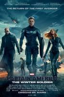Captain America: The Winter Soldier - plakat
