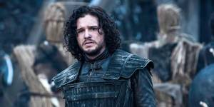 Kit Harington i Game of Thrones sesong 4