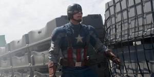 Chris Evans i Captain America: The Winter Soldier