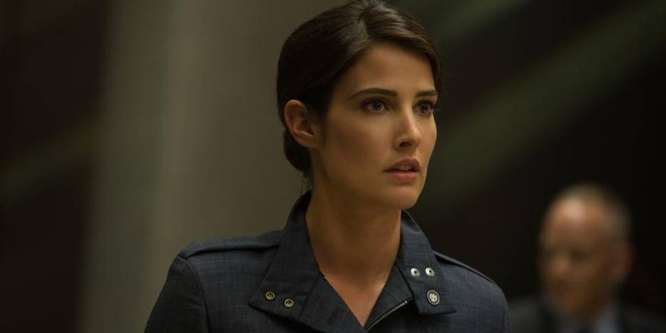 Cobie Smulders i Captain America: The Winter Soldier