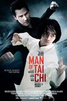 Man of Tai Chi - plakat