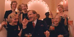 Ralph Fiennes i The Grand Budapest Hotel