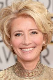 Emma Thompson på Golden Globes 2014