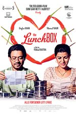 The Lunchbox - plakat
