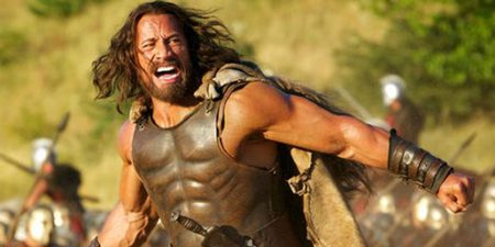 Dwayne Johnson i Hercules