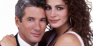 Richard Gere og Julia Roberts i Pretty Woman