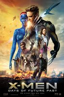 X-Men: Days of Future Past - plakat