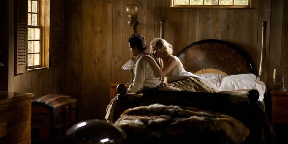 Bradley Cooper og Jennifer Lawrence i Serena