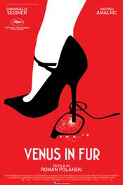Venus in Fur - plakat