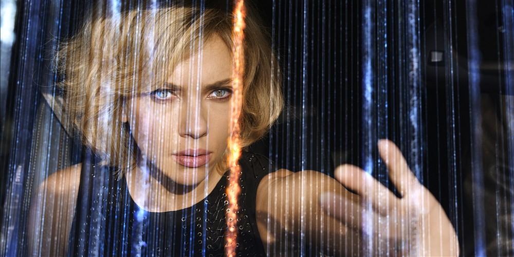 Scarlett Johansson i Lucy