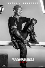 Antonio Banderas i The Expendables 3