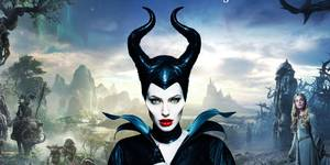 Angelina Jolie i Maleficent