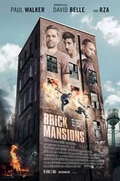 Brick Mansions - norsk plakat