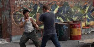 David Belle og Paul Walker i Brick Mansions