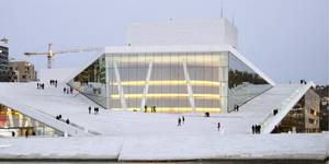 Oslo Opera House - Cathedrals of Culture