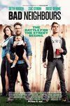 Bad Neighbours - norsk plakat