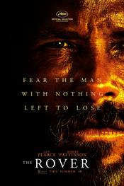 Karakterplakat for Guy Pearce i The Rover