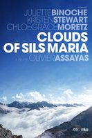 Clouds of Sils Maria - plakat