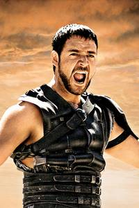 Russell Crowe i Gladiatoren