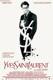 Yves Saint Laurent - plakat