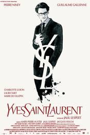 Yves Saint Laurent - plakat
