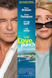 Love Punch - plakat