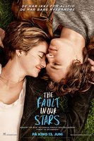 The Fault in Our Stars - norsk plakat