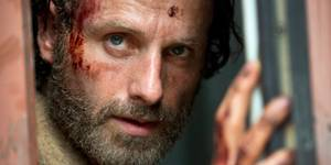 Andrew Lincoln i The Walking Dead sesong 5