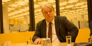 Philip Seymour Hoffman i A Most Wanted Man