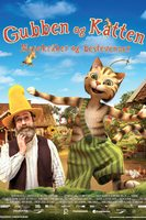 Gubben og katten - plakat