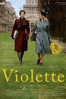 Violette - norsk plakat