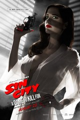 Den forbudte plakaten for Sin City: A Dame to Kill For