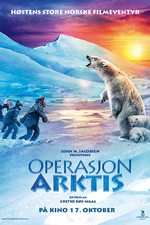 Operasjon Arktis - teaserplakat