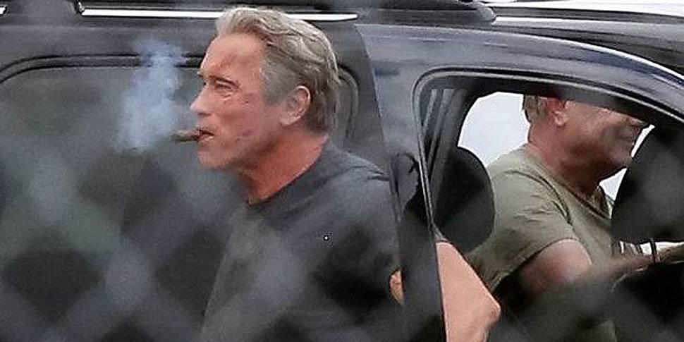 Terminator har blitt gammel - Filmweb