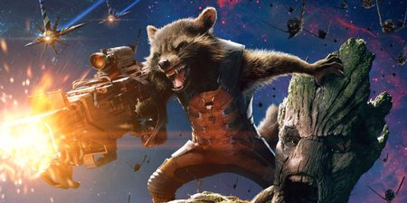 Rocket og Groot i Guardians of the Galaxy