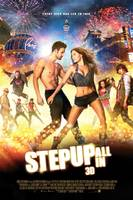 Step Up - plakat