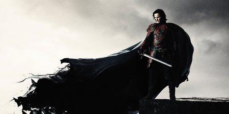 Luke Evans i Dracula Untold