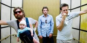 Bradley Cooper, Ed Helms, Zach Galifianakis i Hangover