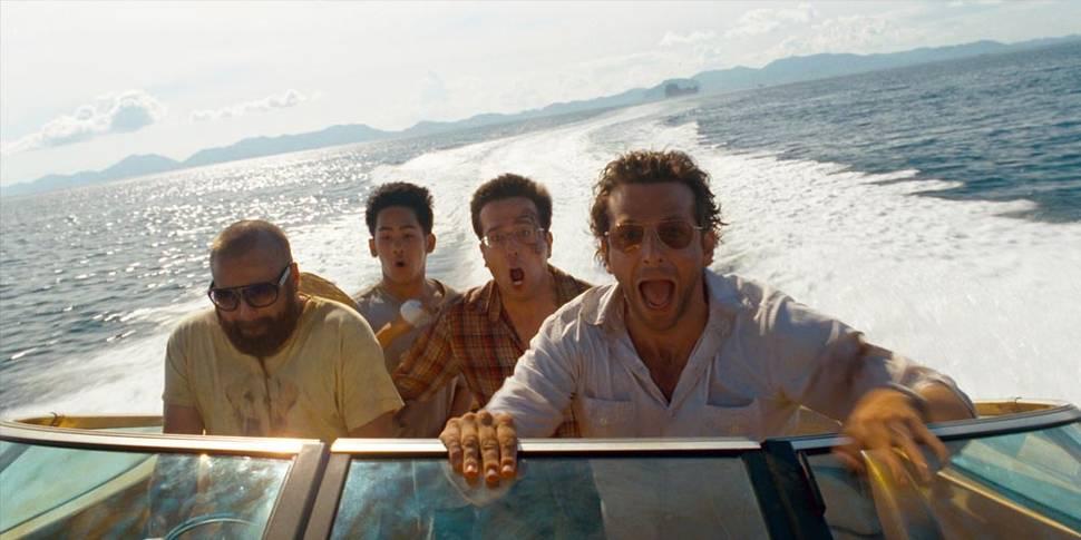Bradley Cooper i Hangover Part II