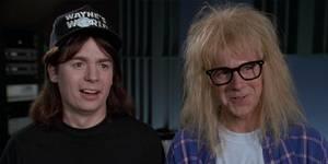 Mike Myers i Waynes World