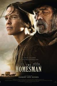 The Homesman - plakat