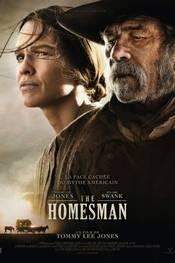 The Homesman - plakat