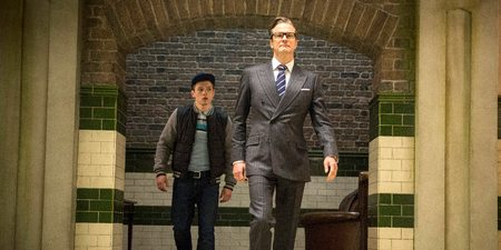Colin Firth i Kingsman: The Secret Service