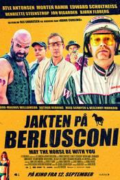 Jakten p� Berlusconi - plakat