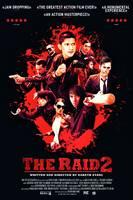 The Raid 2 - plakat