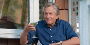 Michael Douglas i And so it goes