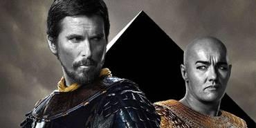Christian Bale og Joel Edgerton i Exodus: Gods and Kings
