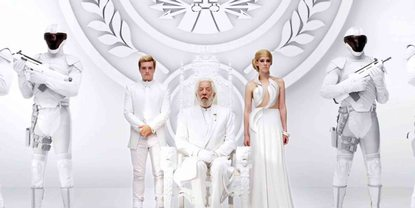 Fra teaseren til The Hunger Games: Mockingjay Part 1