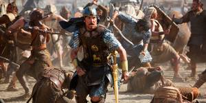 Christian Bale i Exodus: Gods and Kings
